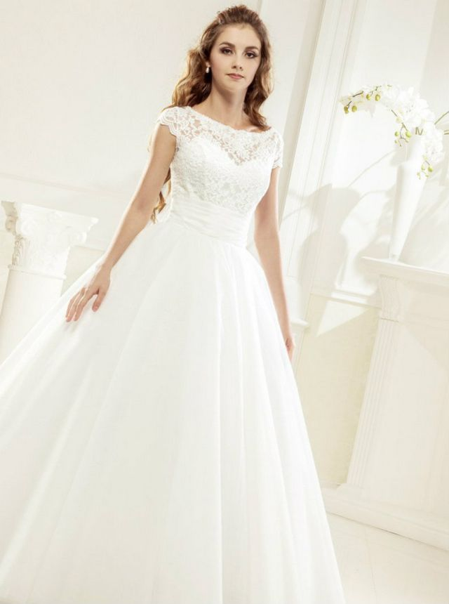 puffy wedding dress designers
