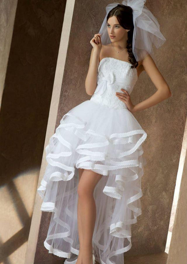 Short Mini Wedding Dresses 60