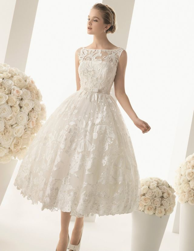short wedding dresses cheap