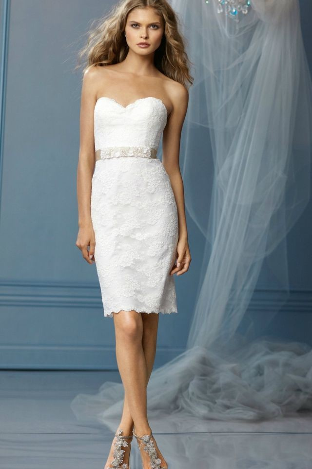 short wedding dresses for petite brides
