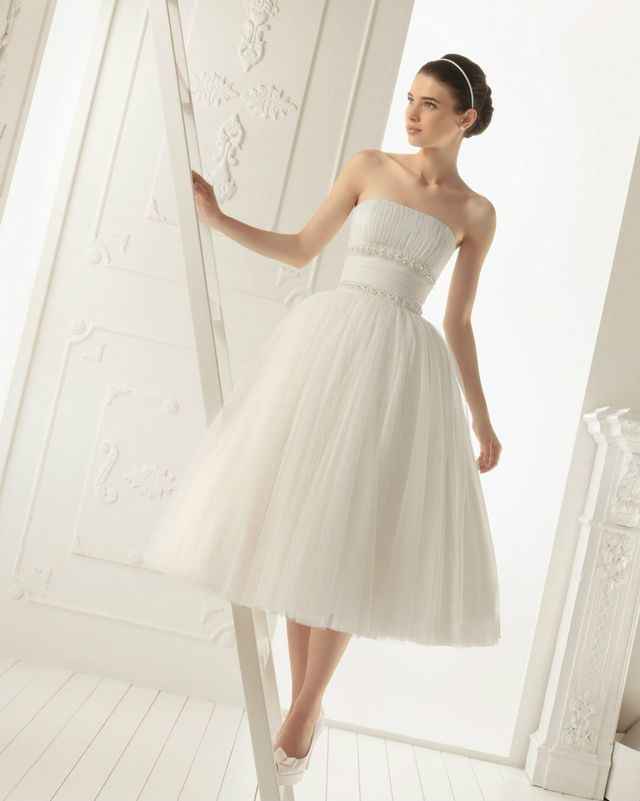 short wedding dresses for sale