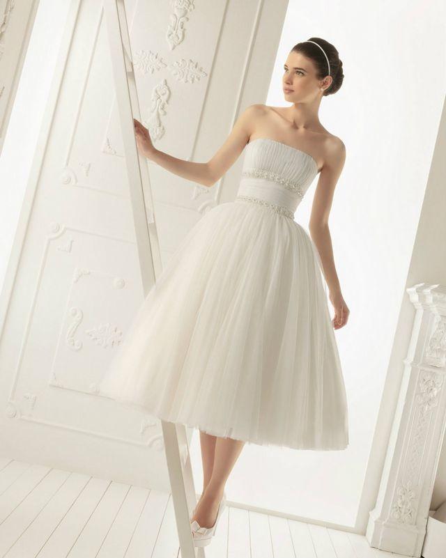 short wedding dresses for sale