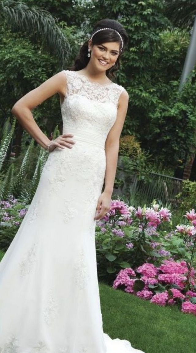 simple cheap wedding dresses
