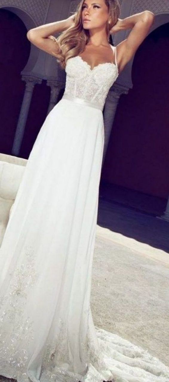 summer dress for outdoor wedding