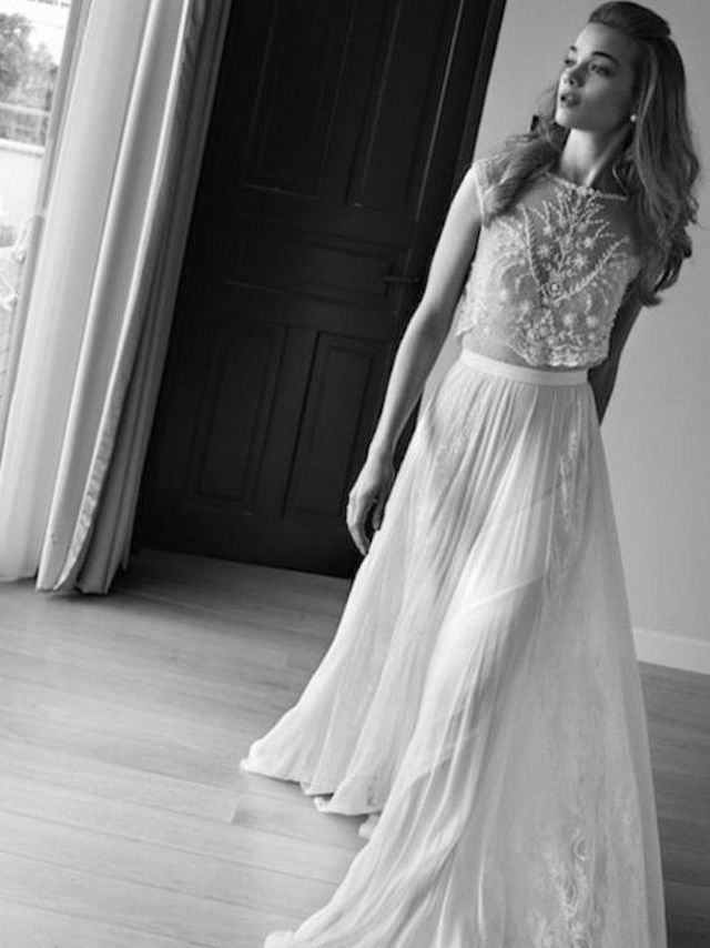 summer wedding gowns
