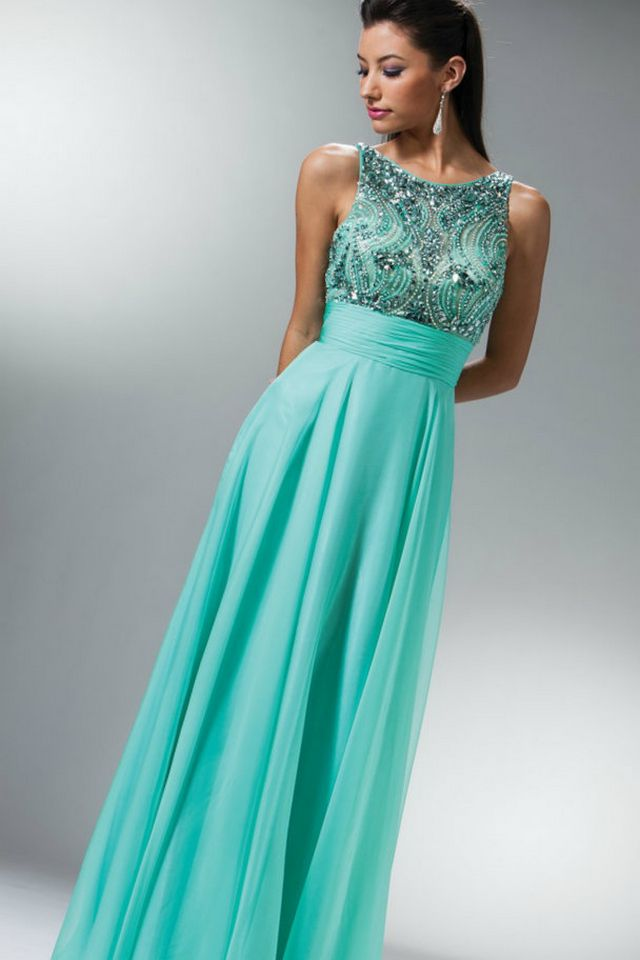 Wedding dresses turquoise wedding dresses asian for Turquoise bridesmaid dresses for beach wedding