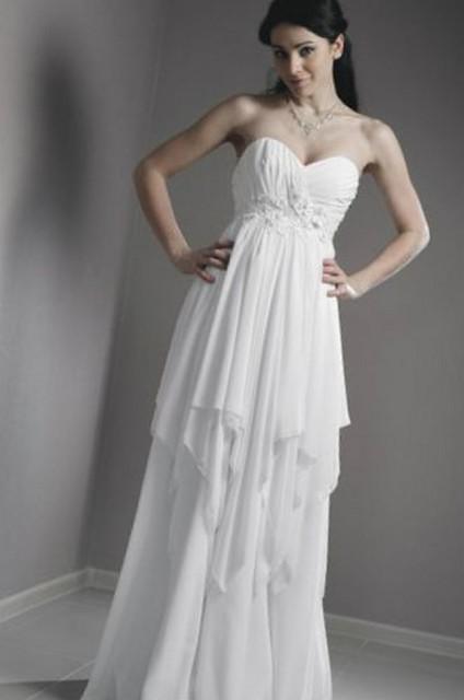 vintage wedding dresses for pregnant