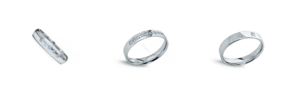 wedding bands diamond