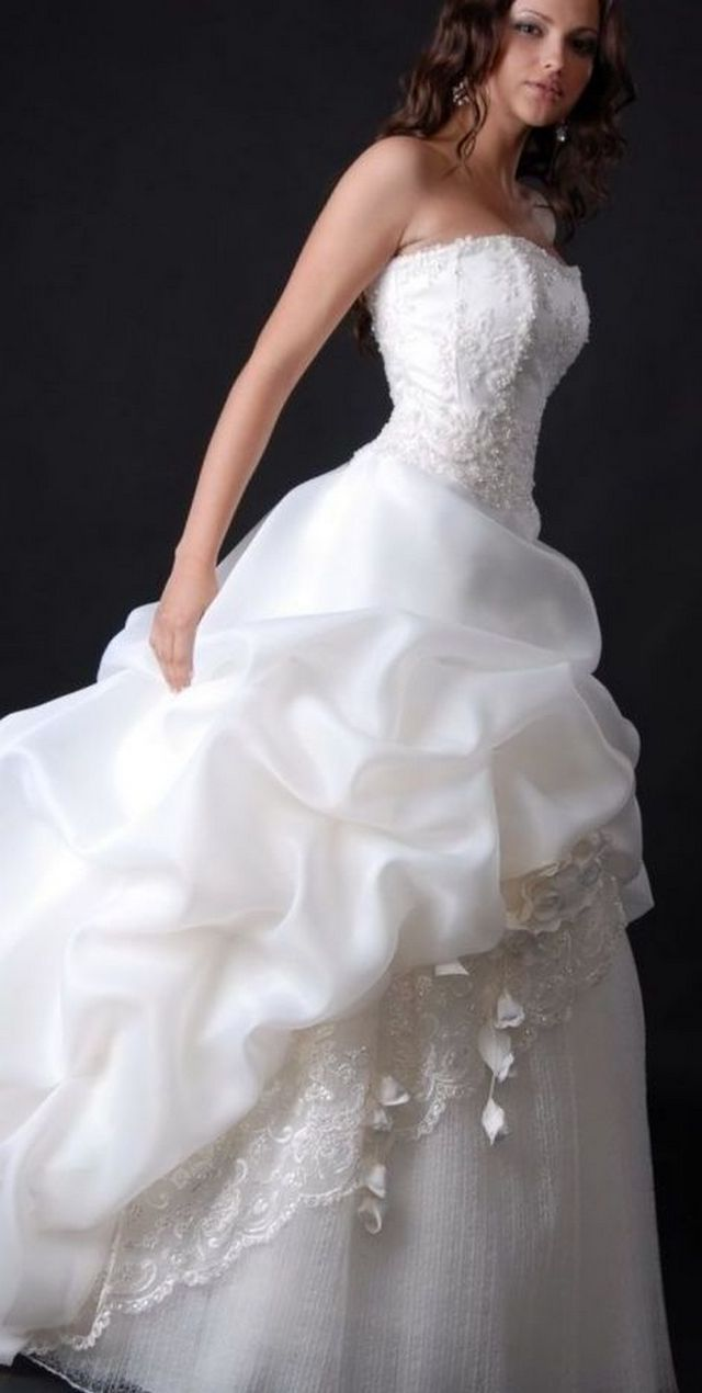 wedding dresses cheap image