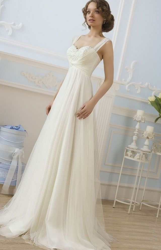 wedding dresses for cheap image