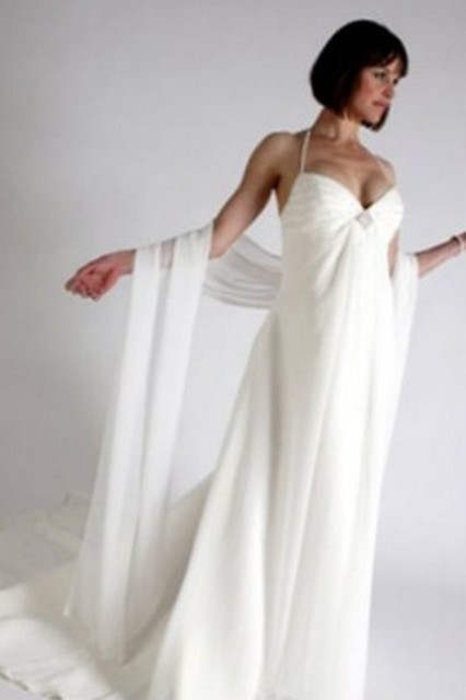 wedding dresses for petite pregnant brides