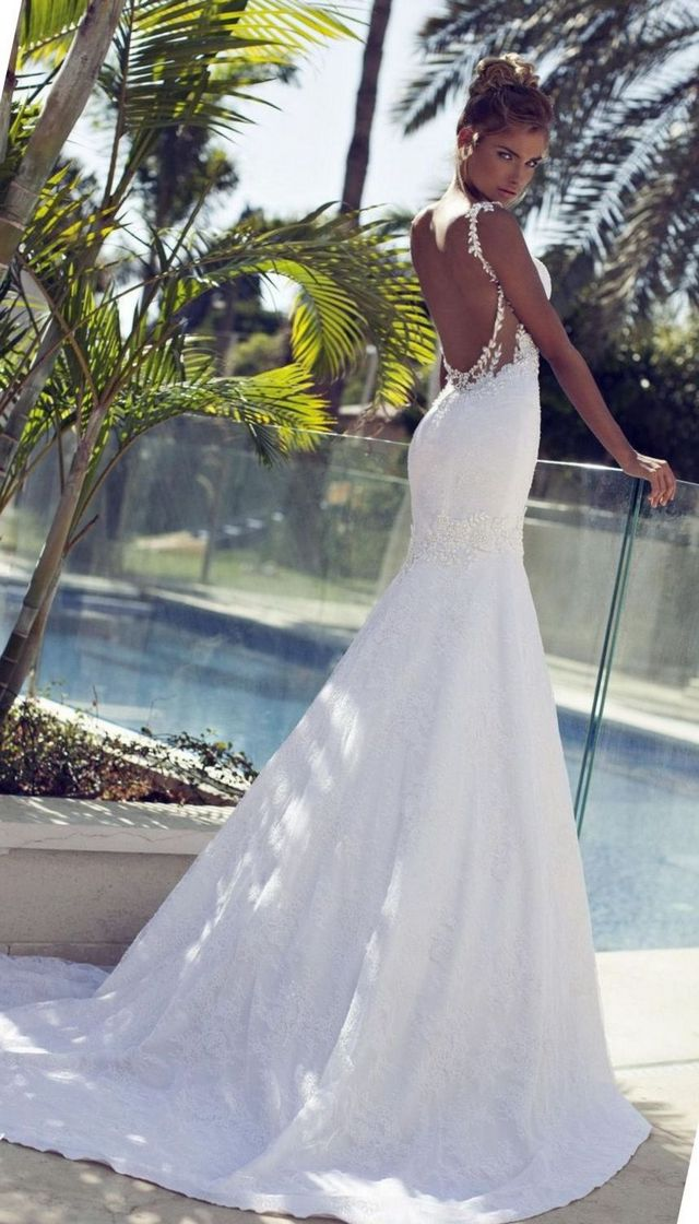 wedding dresses for summer