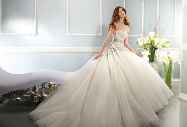 wedding dresses most beautiful