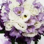 wedding flowers with freesia