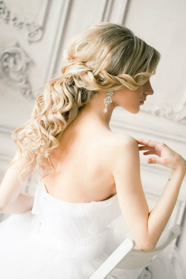wedding hairstyles for long hair braid