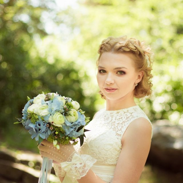 wedding hairstyles for short hair without a veil