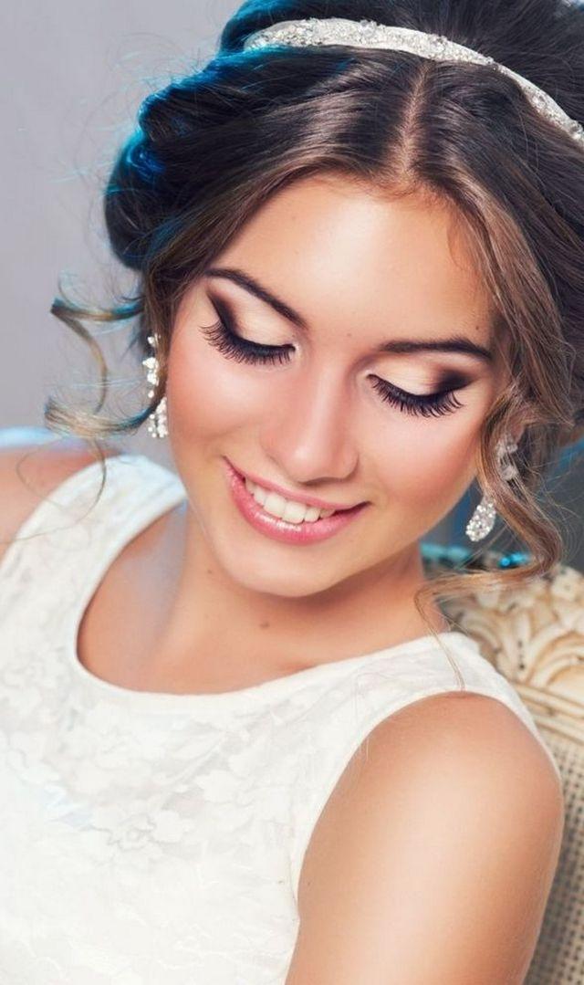 Remarkable Wedding Hairstyle With Tiara Short Hairstyles Gunalazisus
