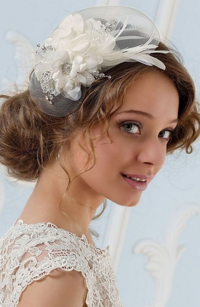 wedding headpieces with crystals