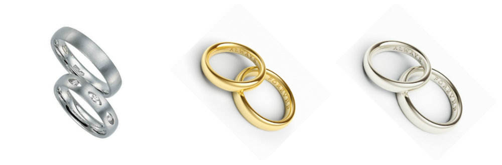 wedding rings and prices