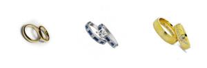 wedding rings designer brands