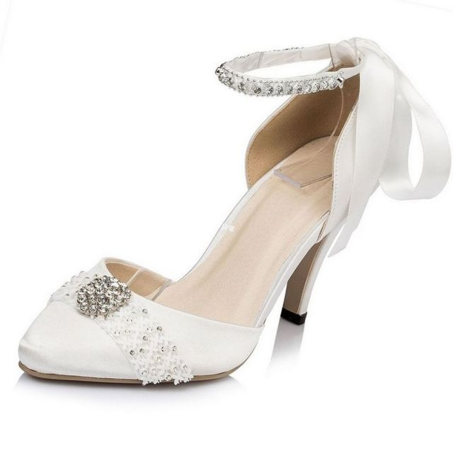 wedding shoes for bride high heels