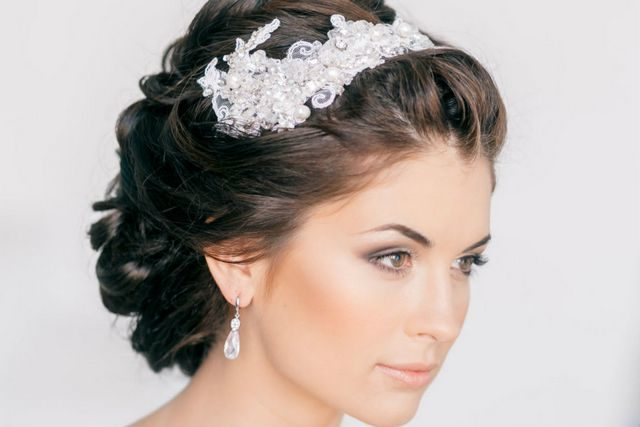 wedding updo for long hair 2016