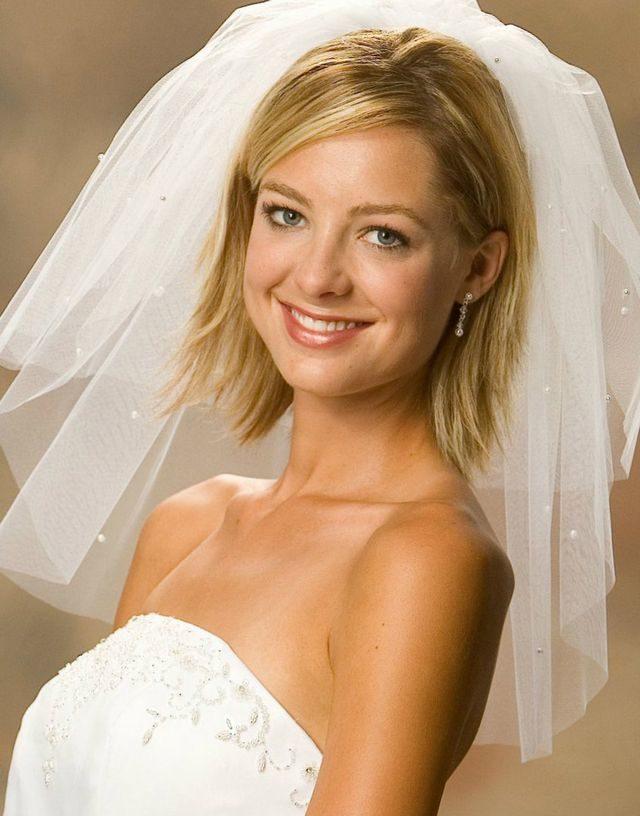 wedding updos for short hair image