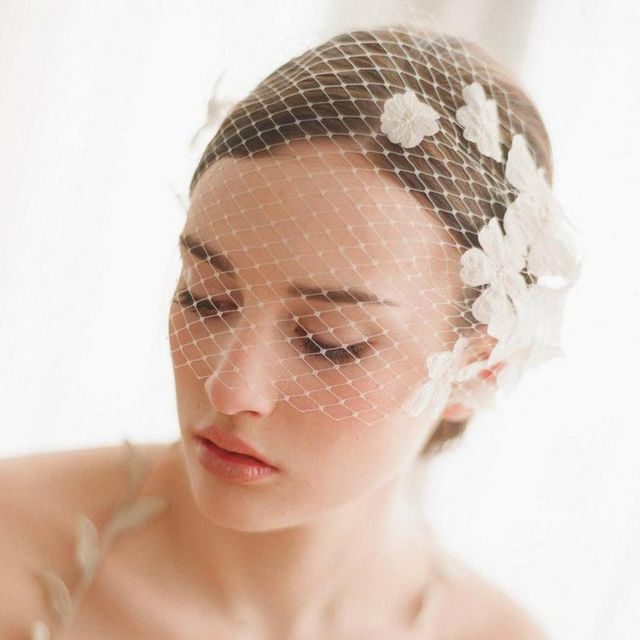 wedding updos for short hair photo