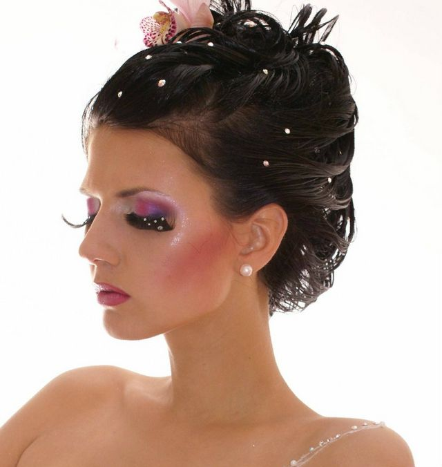 Super Wedding Hairstyles For Short Hair Short Hairstyles Gunalazisus