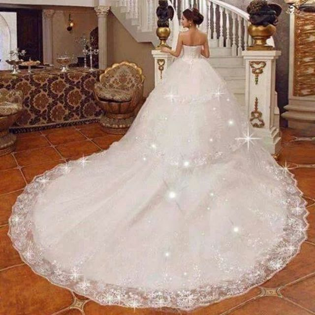 white beautiful wedding dresses