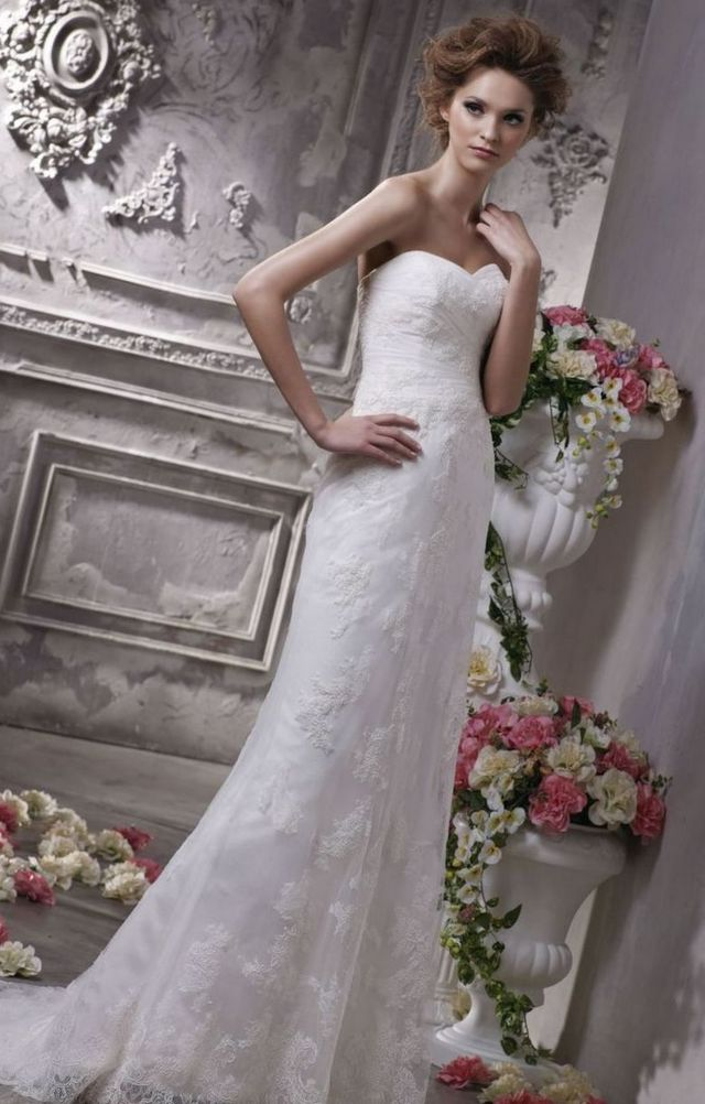 white wedding dresses cheap