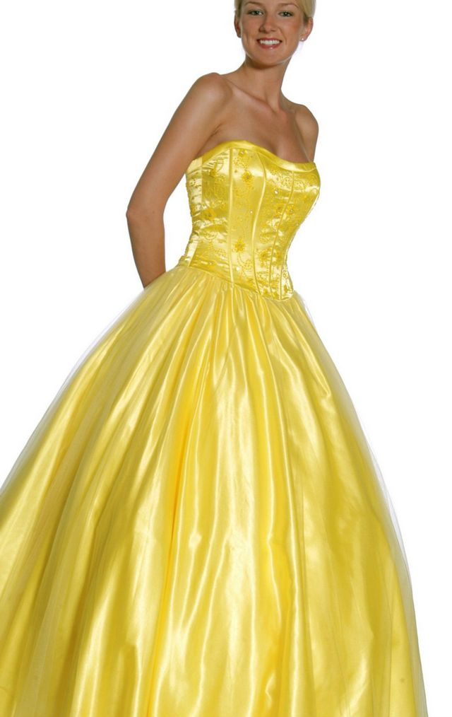 yellow bridal dresses for pregnant