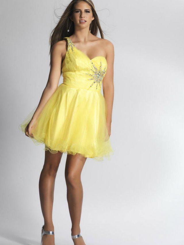 yellow wedding dress plus size